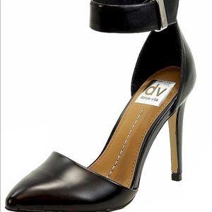 Dolce Vita Odetta Heels - Black size 7.5